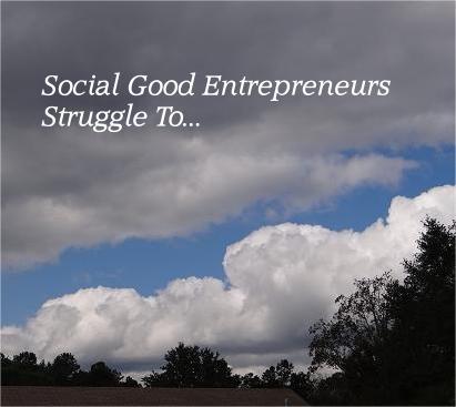 Social Entrepreneurs Struggle To…