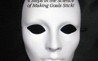 4 Steps in the Mind Science of Making Goals Stick