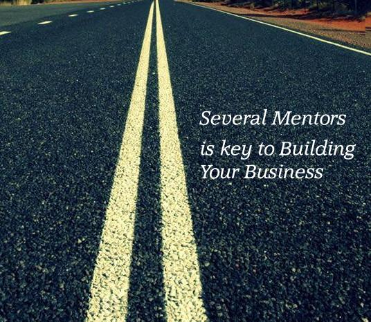 Several Mentors Maybe key to Your Business Success
